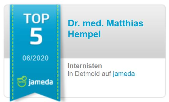 Jameda Top5 Internist